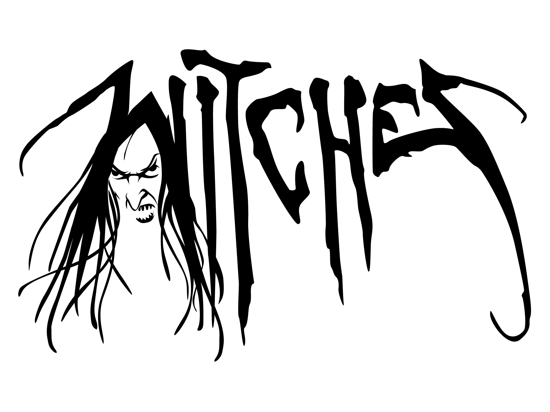 Death Thrash Metal Witches Music band