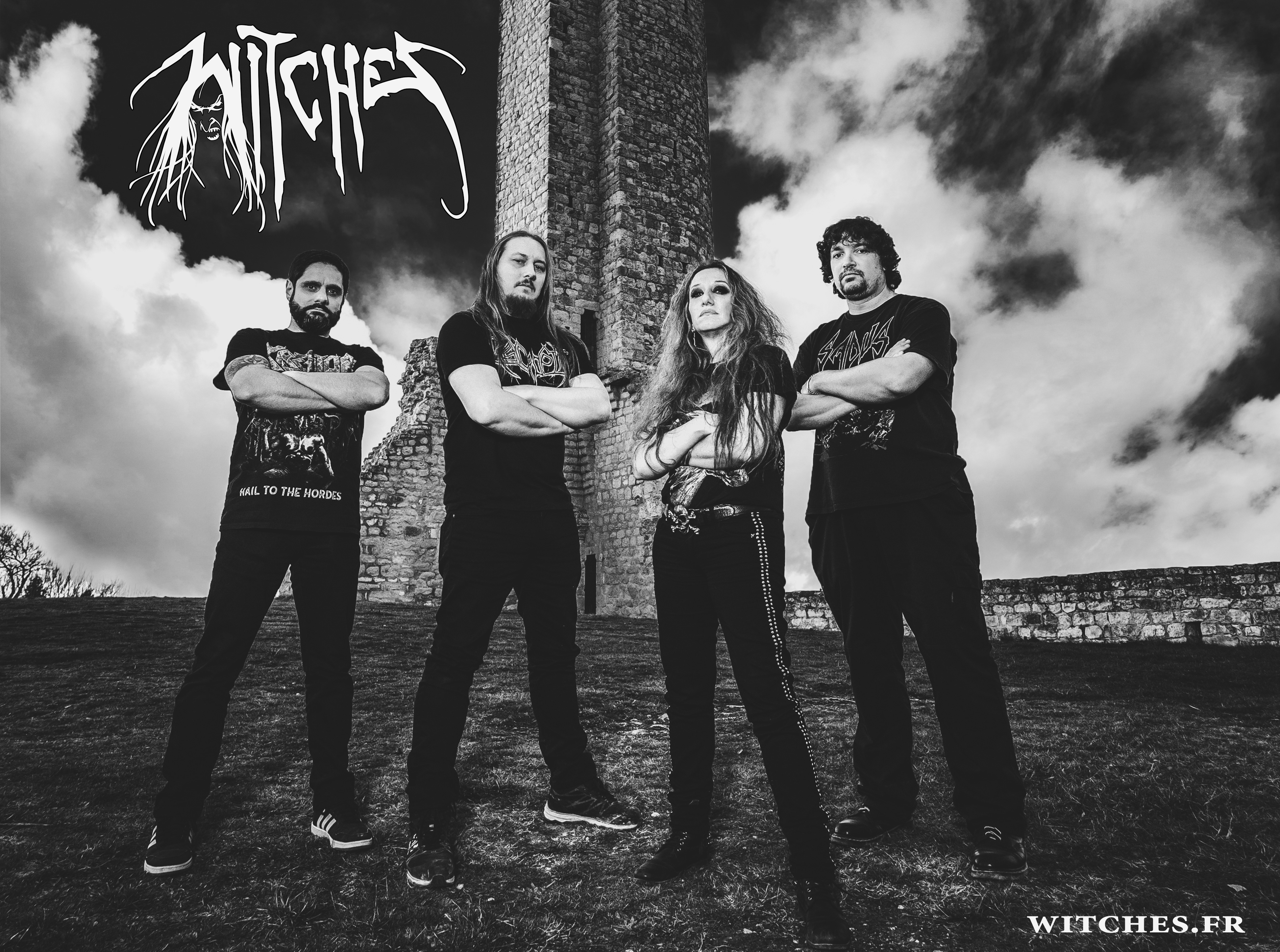 Witches : Line up 2014