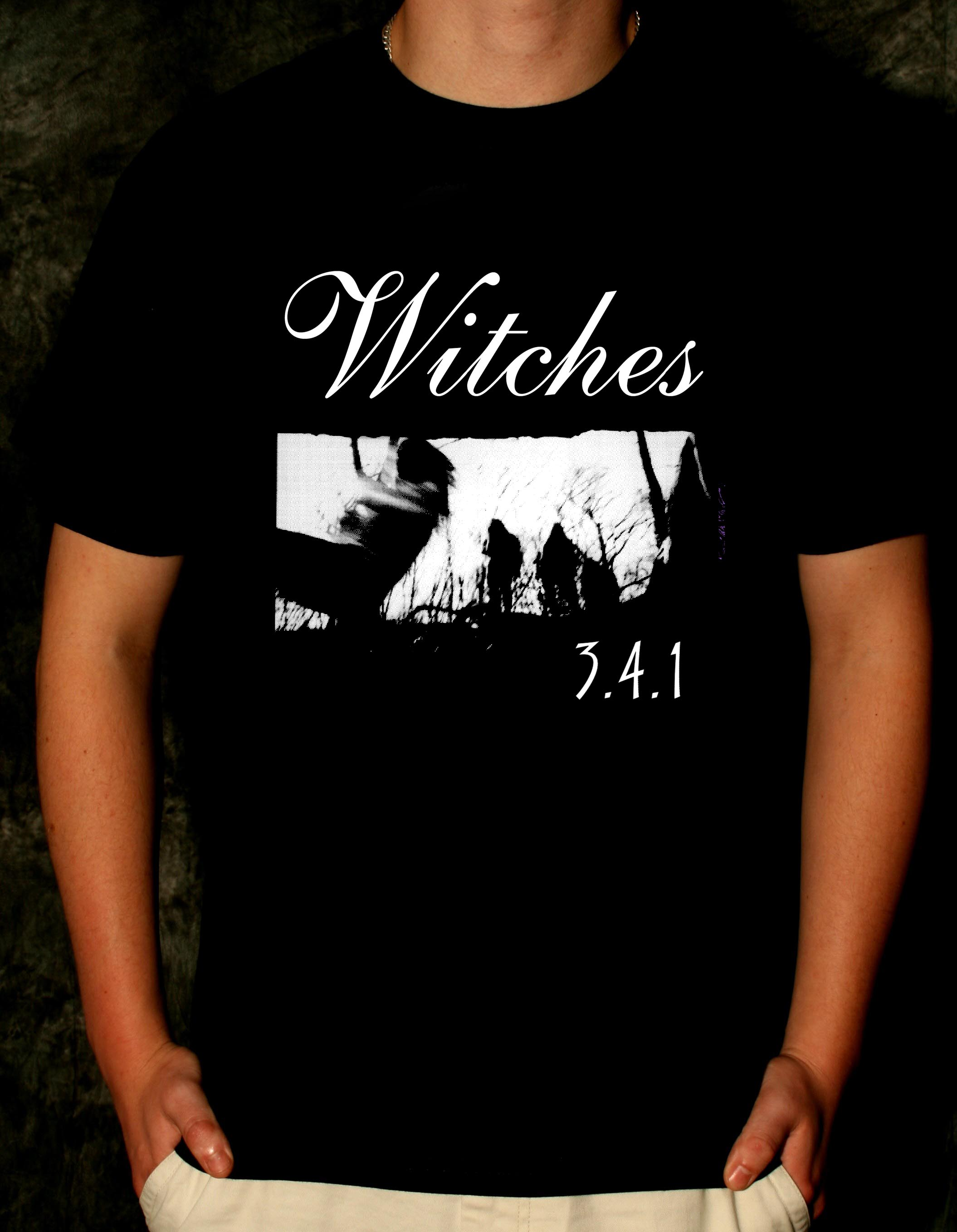 Witches T.Shirt 341