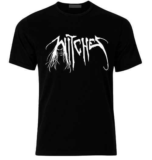 Witches T.Shirt Logo