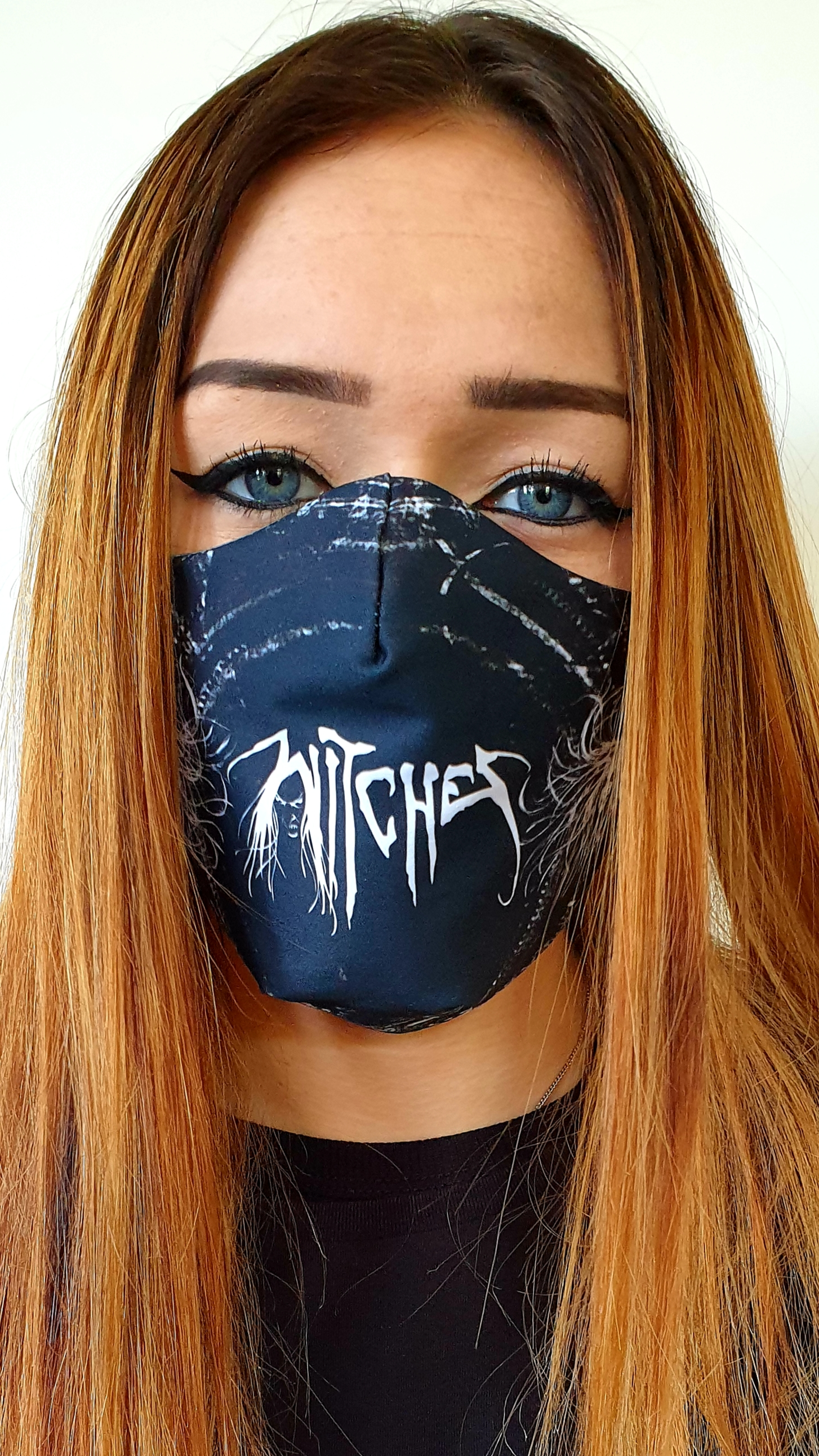 Witches 30 years thrashing Mask