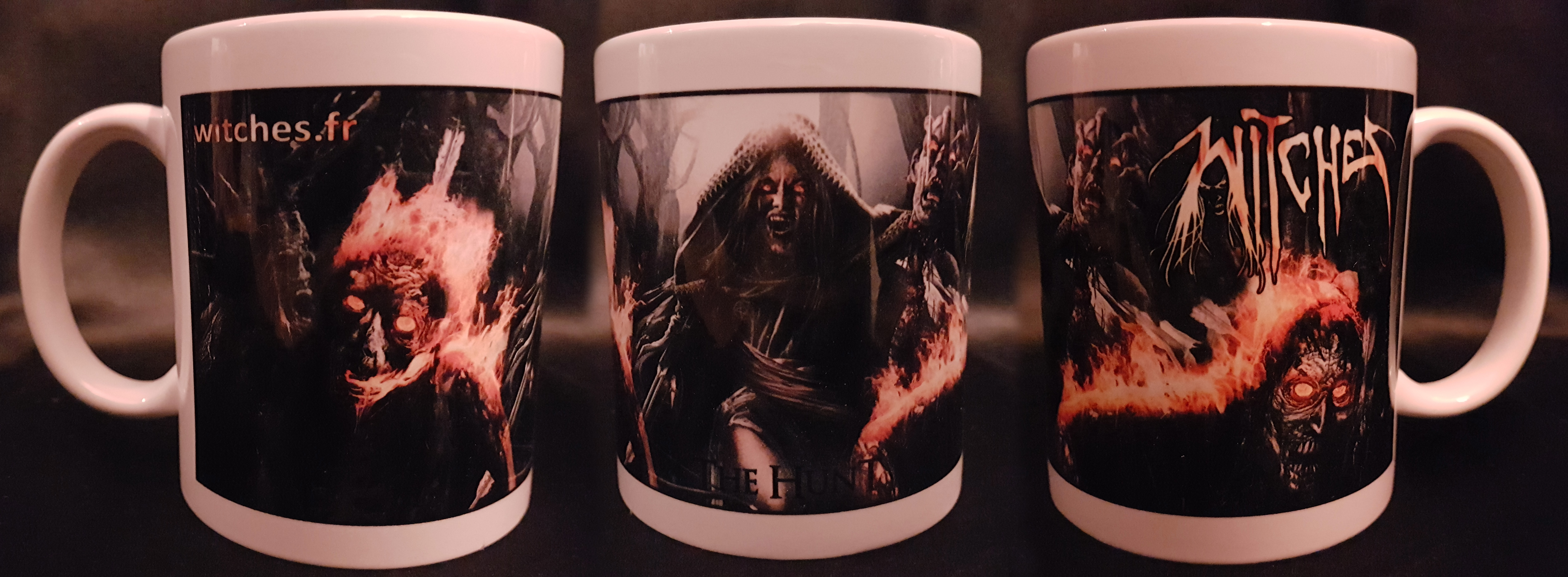 Witches Mug The Hunt