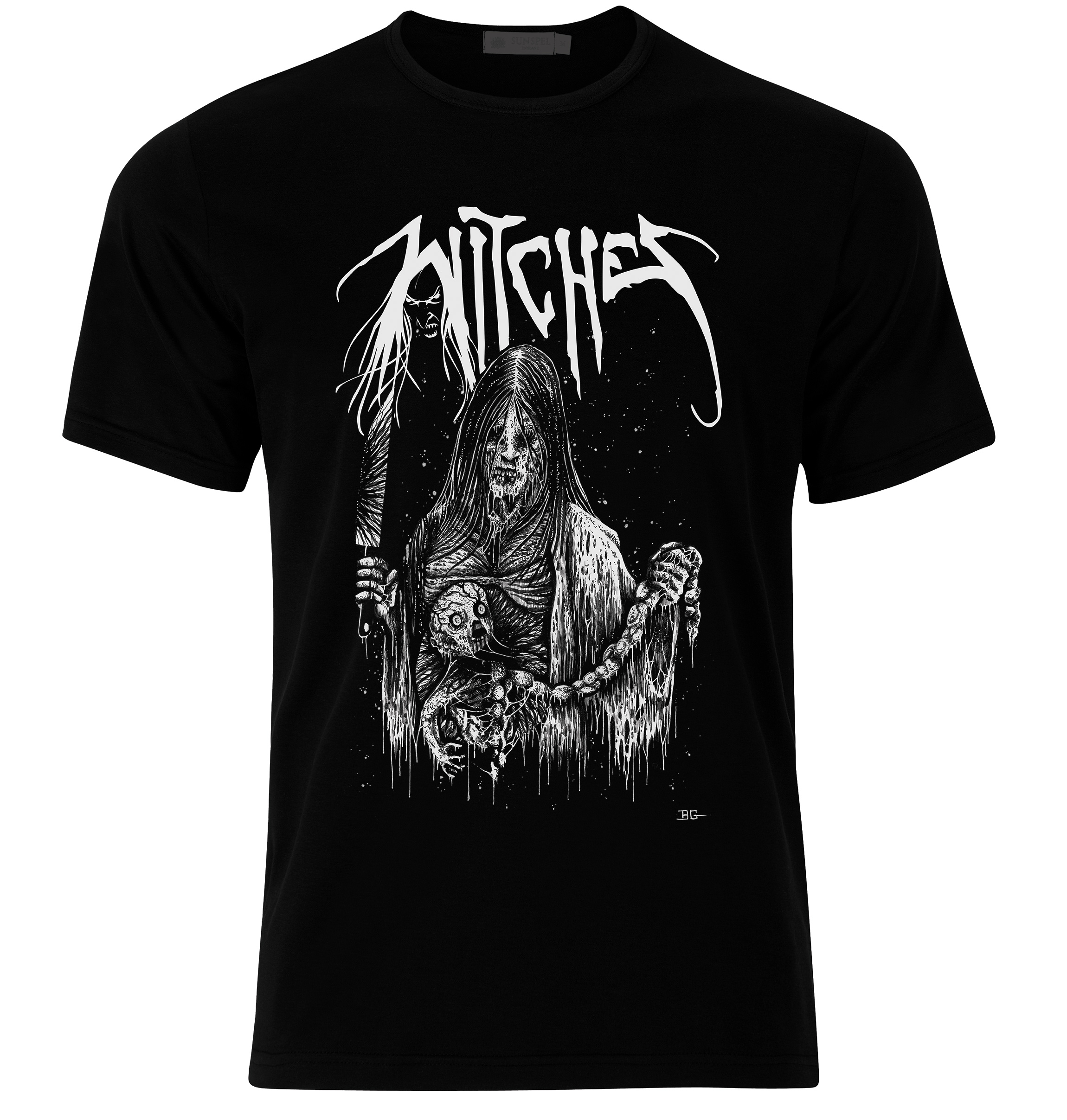 Witches T.Shirt Suffocating Summer Tour 2018