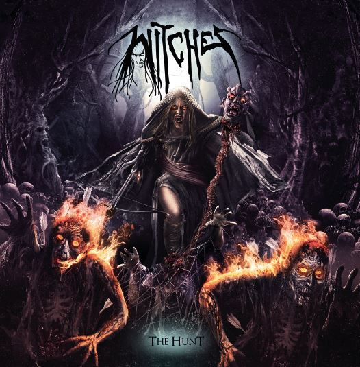 Witches EP The Hunt